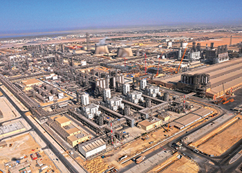 Jubail ... progressing at a mind-boggling pace