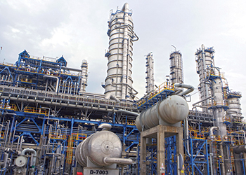 Iran is planning to vigorously develop the petrochemical sector
