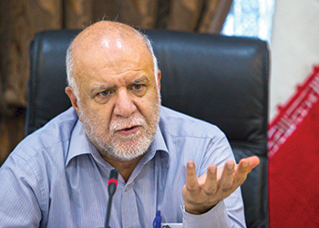 Zanganeh ... seeking foreign investments in Iran's oil sector