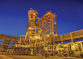 Aramco is on track for the mechanical start up of Jazan refinery next year