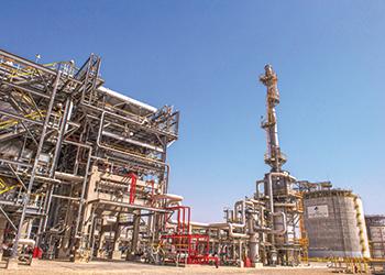 Sadara ... having capacity to produce 3 million tonnes of performance plastics per year