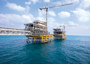 Saudi Aramco is focusing on developing offshore fields