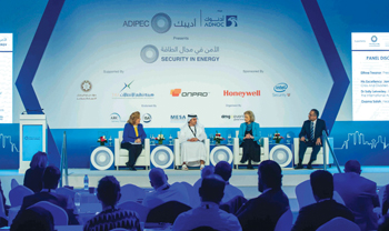 Adipec conference sessions will cover key topics in cyber security