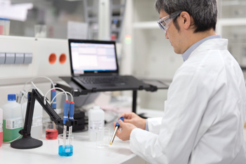 'Memosens' sensors measure the pH-value in liquids