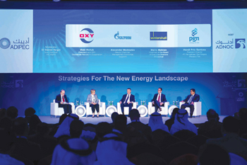 Adipec's strategic conference programme will include several ministerial sessions