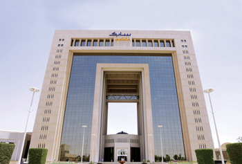 Sabic ... tapping the huge Chinese market