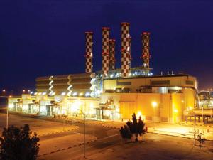 HPC's plant in Bahrain
