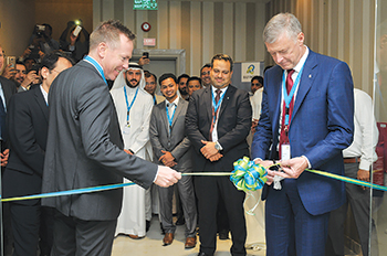 Blades opens Bilfinger's new office in Saudi Arabia