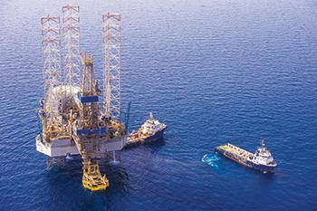 Saudi Aramco's offshore Hasbah oilfield