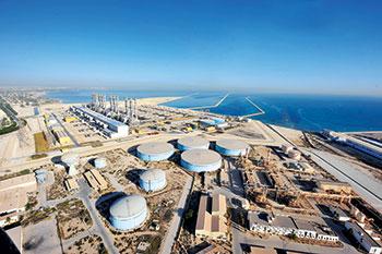 Jubail ... increasing Saudi Arabia's industrial output