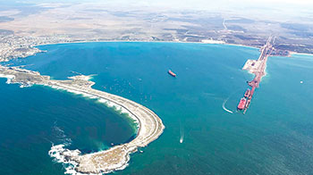 The Saldanha Bay