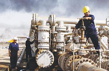 Iraq's maximum production capacity is around 5 mbpd