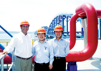 Sinopec ... planning to build a refinery to process 167,000 barrels per day of crude