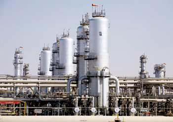 Aramco ... investing to maintain production capacity