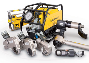 Enerpac's tools