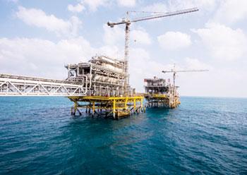 The Safaniya oilfield
