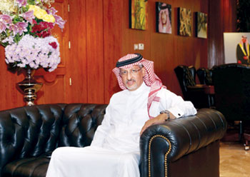 Al-Suweidan ... focusing on cost effectiveness