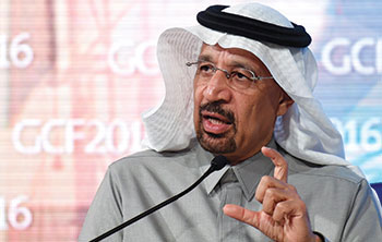 Falih ... no guarantee on oil prices