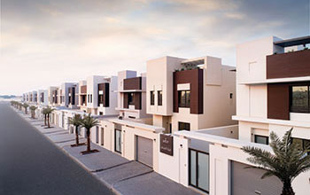 The Ewan Al Nahda villas ... serene atmosphere