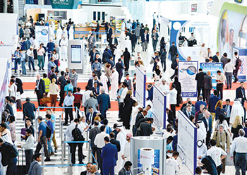 Adipec 2018 witnessed the launch of three new dedicated exhibition zones