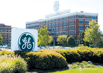 GE ... shaking up its power business