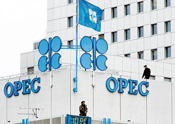 Opec ... mulling larger cuts
