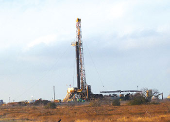 Fall in crude prices hit shale producers