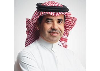 Dr Al-Faqeer ... surpassing targets