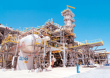 Adnoc ... aiming to achieve gas sufficiency