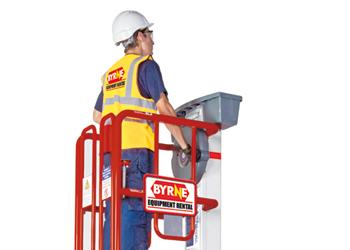 Byrne's low level access platforms