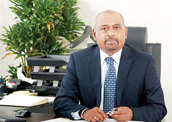 S G Nair, group managing director, Danway