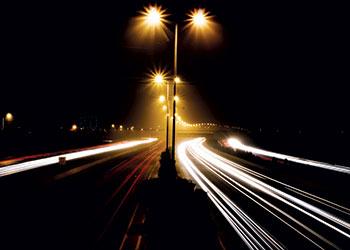 Smart street lighting is emerging as a key theme
