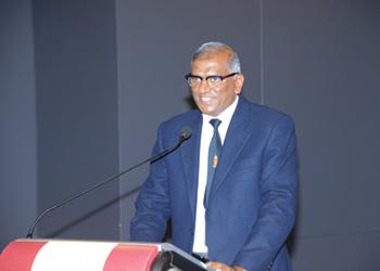 Dr Palliam ... focus on excellence