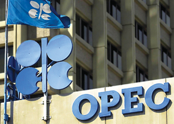 Opec ... holding output cuts