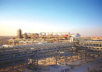 BP's Khazzan field in Oman