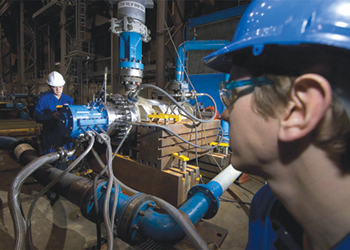 Sulzer's repair and replacement programme