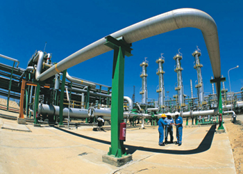 EGas ... planning to increase gas output