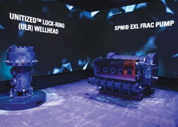 The SPM EXL Frac Pump