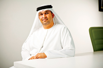 Al Jaber ... leading Adnoc to success