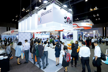 The 12th IPTC at the Dhahran Expo will be Saudi Arabia's first IPTC