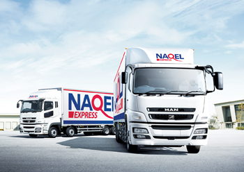 Naqel's CARE philosophy leads to greater engagement with customers