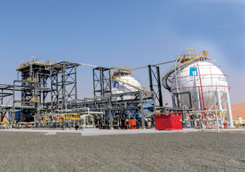 Gas exploration ... Adnoc takes to unconventional methods