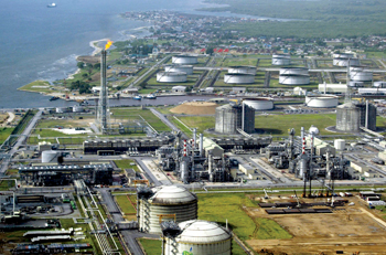 Nigeria expansion deal will boost LNG by 30 per cent.