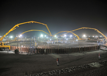 Bapco's Modernisation Project ... contributing to Bahrain's economic growth