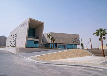 Sabic's Home of Innovation Center in Riyadh, Saudi Arabia