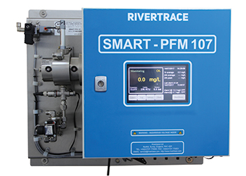 Smart PFM Oil in water analyser using microscopy