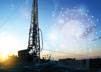 Digitalisation of the oil industry has helped increase productivity