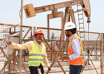 RICI is working on several Saudi Aramco contracts