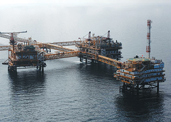 Offshore oil and gas industry is upbeat on bouncing back